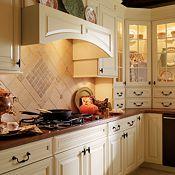 Camden Maple Corn Silk Kitchen Cabinets