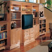 Camden Maple Cider Other Cabinets