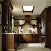 Raleigh & Corina Maple Barrel Kitchen Cabinets