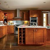 Eden Maple Brierwood Kitchen Cabinets