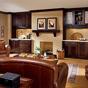 Eden Oak Chocolate Other Cabinets
