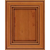Cherry Recessed Panel Square