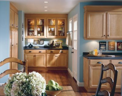 Gibson Maple Wheat by Thomasville Cabinetry
