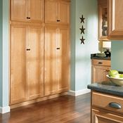 Gibson Maple Wheat Kitchen Cabinets