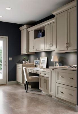 Jansen maple sterling by thomasville cabinetry