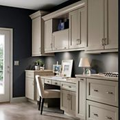 Jansen Maple Sterling Kitchen Cabinets
