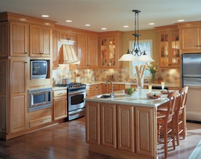Langston Cherry Natural by Thomasville Cabinetry