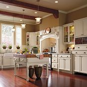Linden Maple Dover Kitchen Cabinets