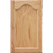 Recessed Panel Cathedral Cabinets