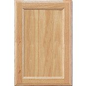 Recessed Panel Square Cabinets