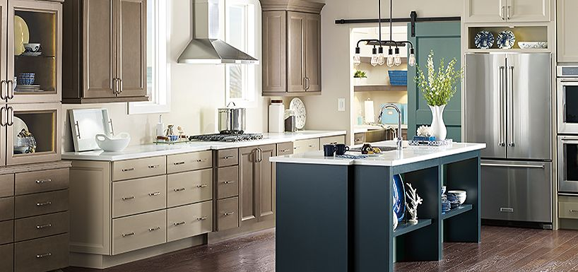 wooden thomasville cabinets kitche design | Thomasville Cabinetry