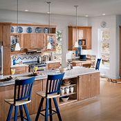 Blythe Maple Cider Kitchen Cabinets
