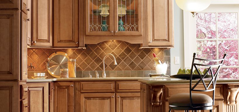 Kitchen Cabinets by Thomasville Cabinetry