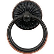 Belmont Ring Pull in Oil-Rubbed Bronze
