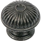 Belmont Knob in Pewter