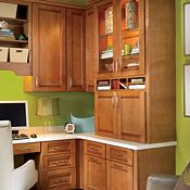 Saxony Maple Coffee Glaze Other Cabinets