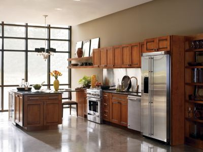 Alder cabinets by thomasville cabinetry