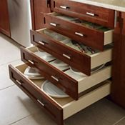 5-Drawer Base Cabinet
