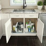 Base Sink with Cabinet Mat