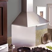 Range Hood, Stainless Tapered
