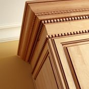 Crown Moulding, Stacked
