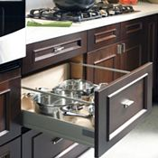Tandem Metal Drawer Box Option
