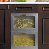 Base Unit with Glass Drawer Front