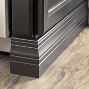 Sculpted Baseboard