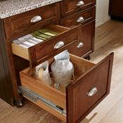 Three-Drawer Base