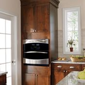 Increased-Depth Tall Oven Cabinet