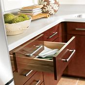 Quiet Close Drawer Option