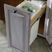 Base Wastebasket Full Height