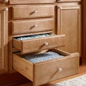 Vanity Four-Drawer Base