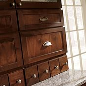 Wall Spice Slab Drawers