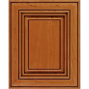 Cherry Raised Panel Square