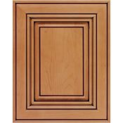 Maple Raised Panel Square