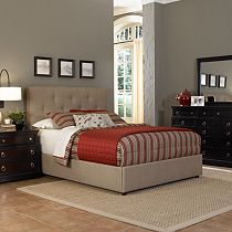 Sterlyn Upholstered Bed