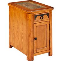 Quail Valley Chairside Chest
