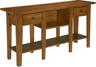 Attic Heirlooms Sofa Table From The Attic Heirlooms