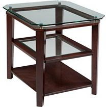 Ellerbe Rectangular End Table