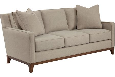Quinn Sofa from the Quinn collection by Broyhill Furniture