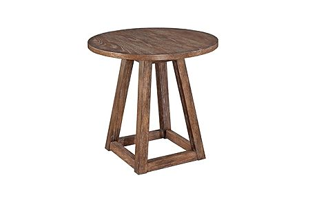 Tadley Round Lamp Table