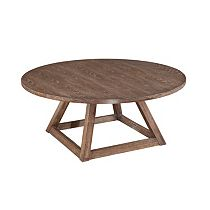 Tadley Round Coffee Table