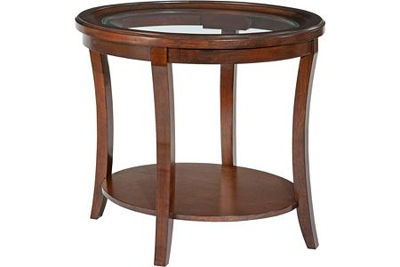 Dorchester Oval End Table