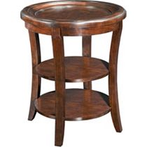 Dorchester Round Tier Table
