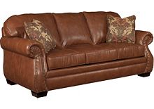 Ridley Sofa from the Ridley collection by Broyhill Furniture