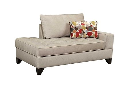 Atlas chaise right arm facing from the atlas collection for Broyhill caitlyn chaise