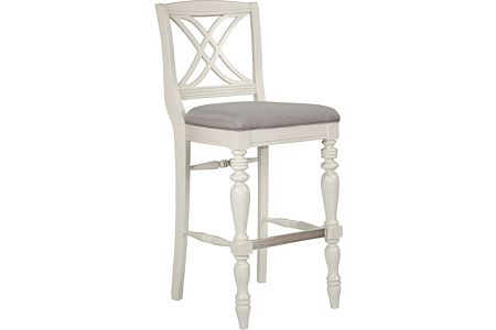 Mirren Harbor X-Back Bar Stool