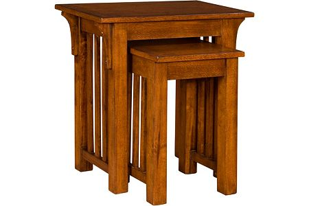 Artisan Ridge Nesting Tables
