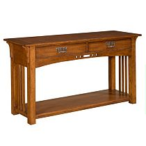 Artisan Ridge Sofa Table